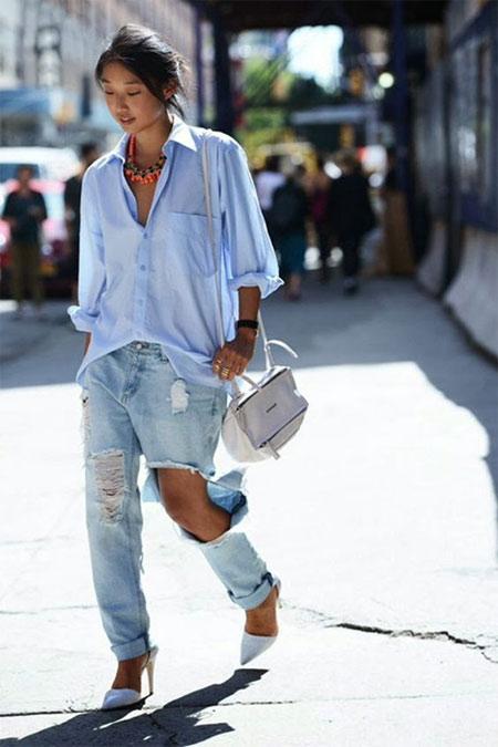 7 маст хэв вещей весенне-летнего гардероба 2018, или оверсайз, деним и эпатаж на фото
