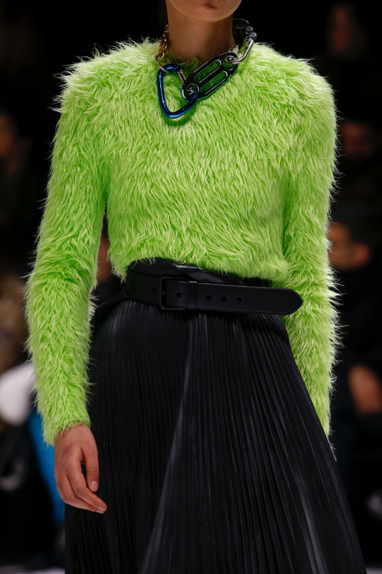Модные украшения на шею на осень-зиму 2018-2019
