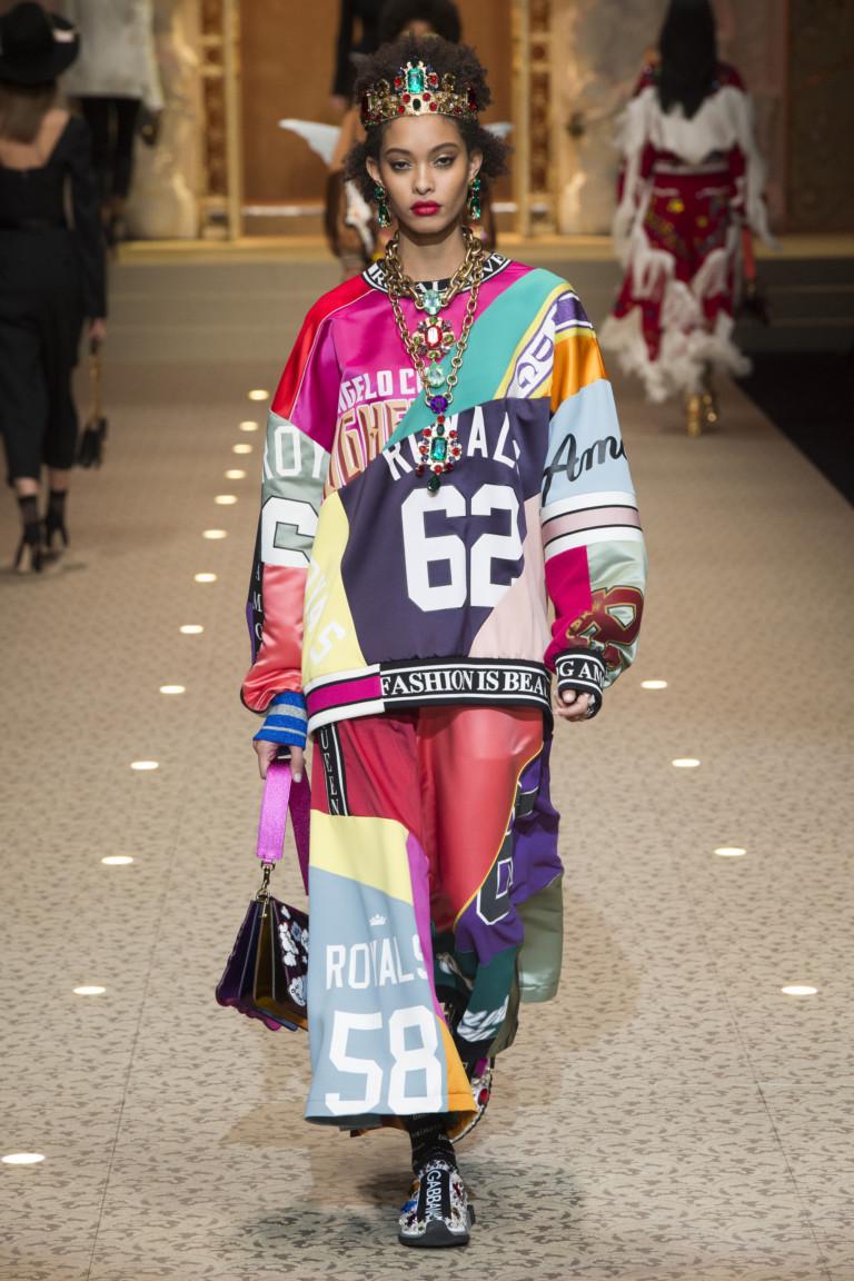 Коллекция Fashion Devotion бренда Dolce&Gabbana