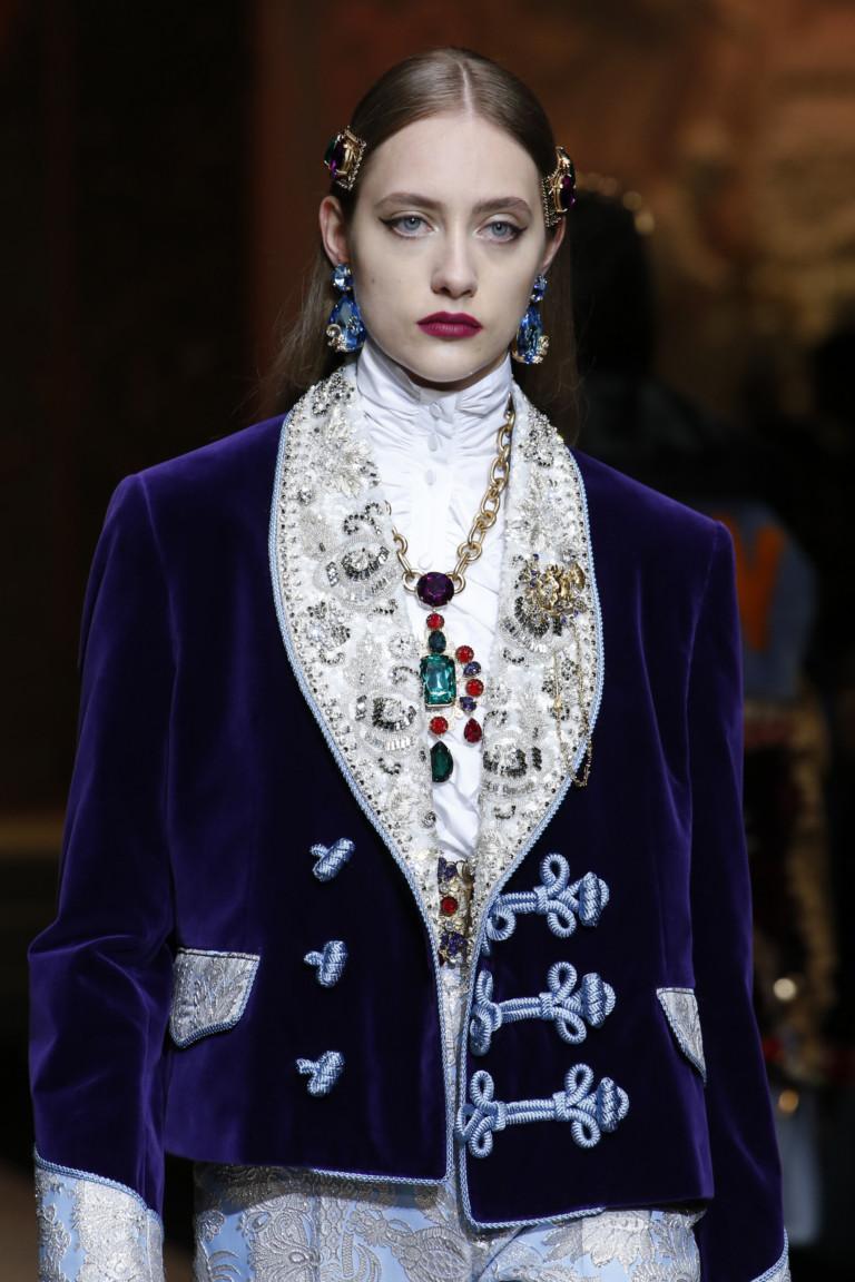 Коллекция FW 2018/2019 Dolce&Gabbana