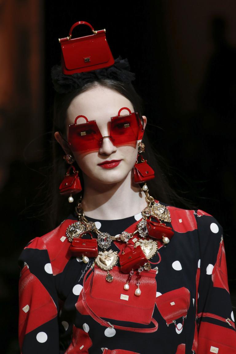 Коллекция Dolce & Gabbana FW 2018-2019