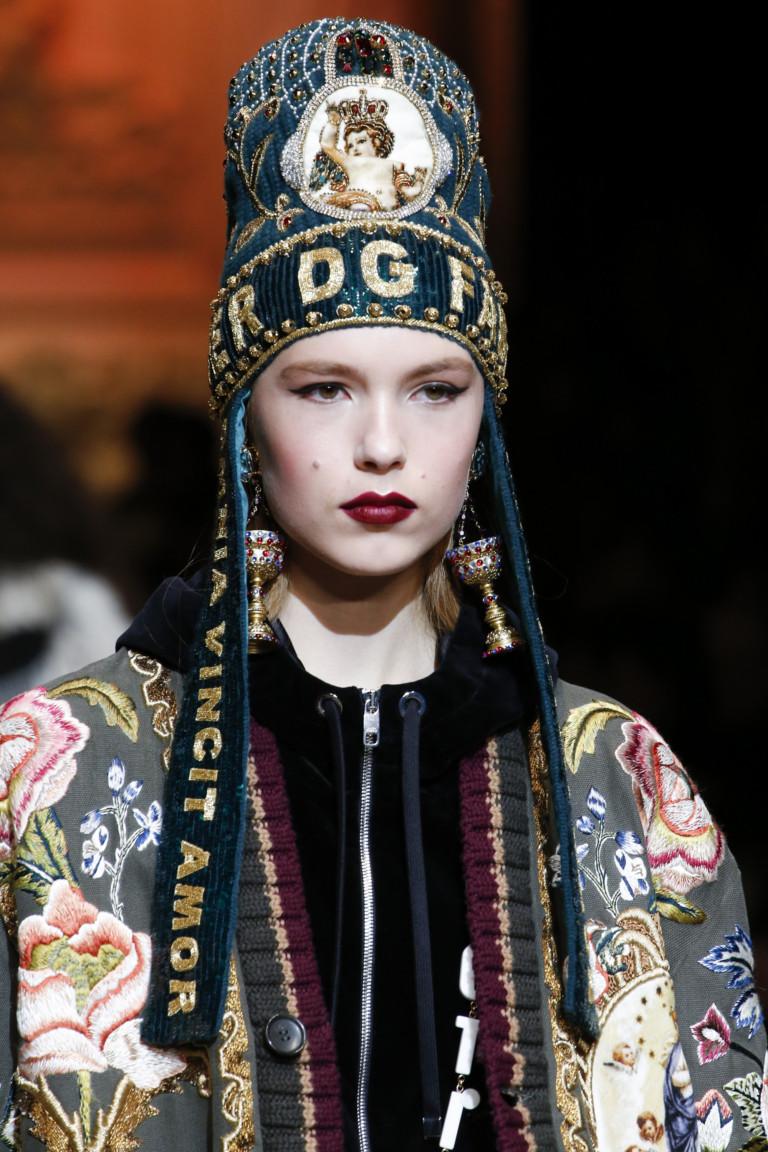 Обувь в спортивном стиле из коллекции Dolce&Gabbana