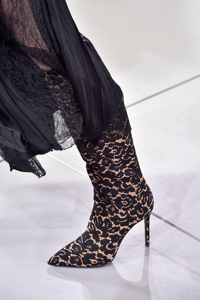 Модные сапоги осень-зима 2018-2019. Коллекция Michael Kors