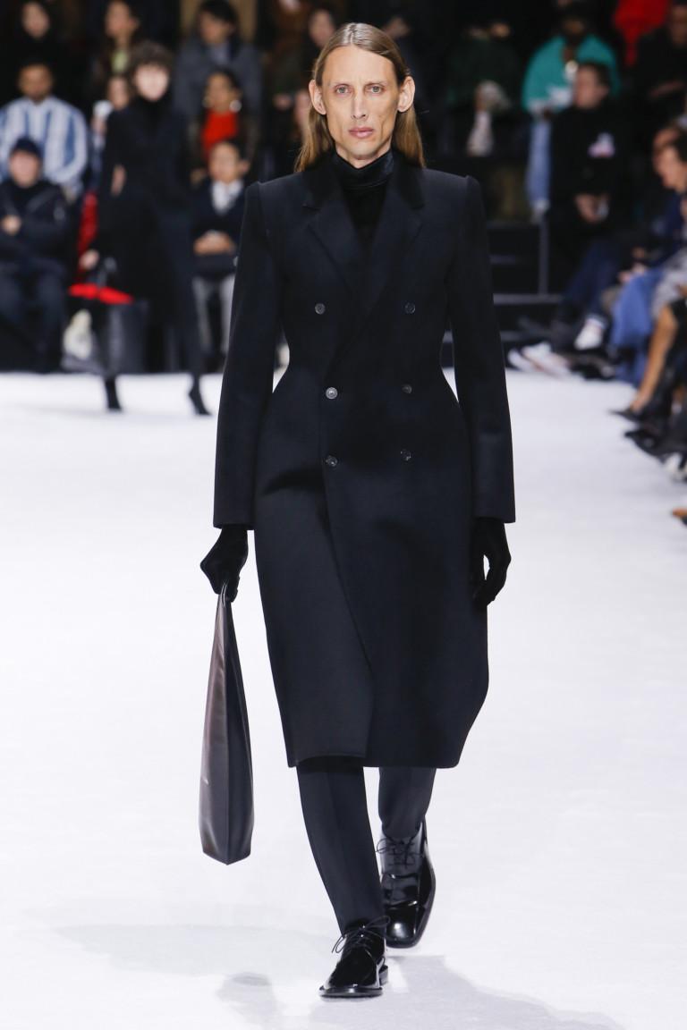 Мужская мода зима 2019 верхняя одежда. Коллекция осень-зима 2018-2019 Balenciaga
