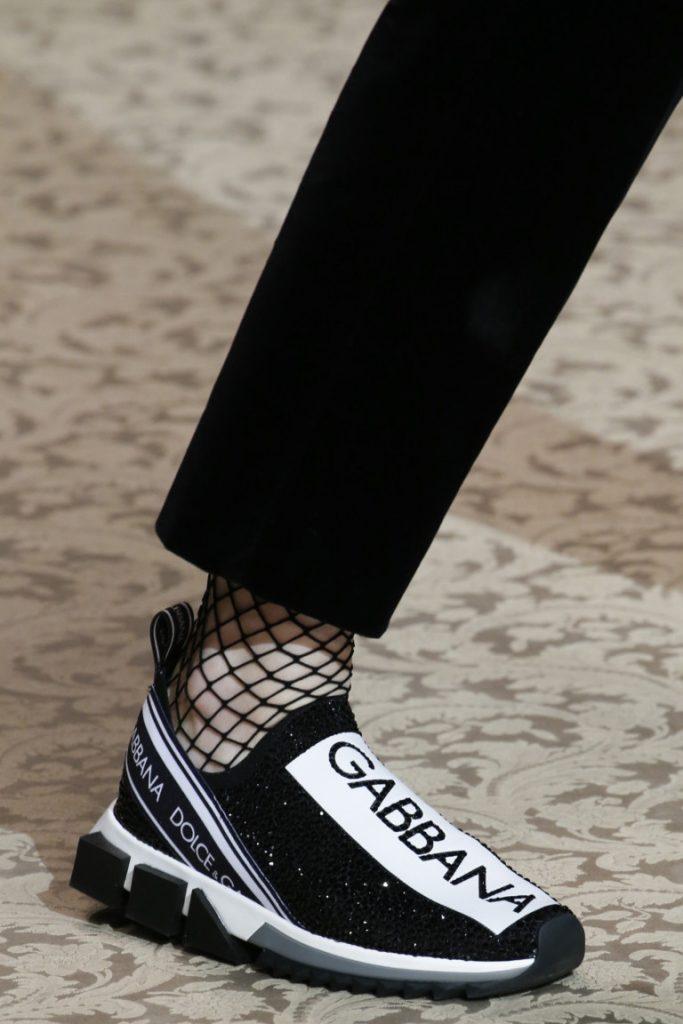 Обувь в спортивном стиле Dolce & Gabbana