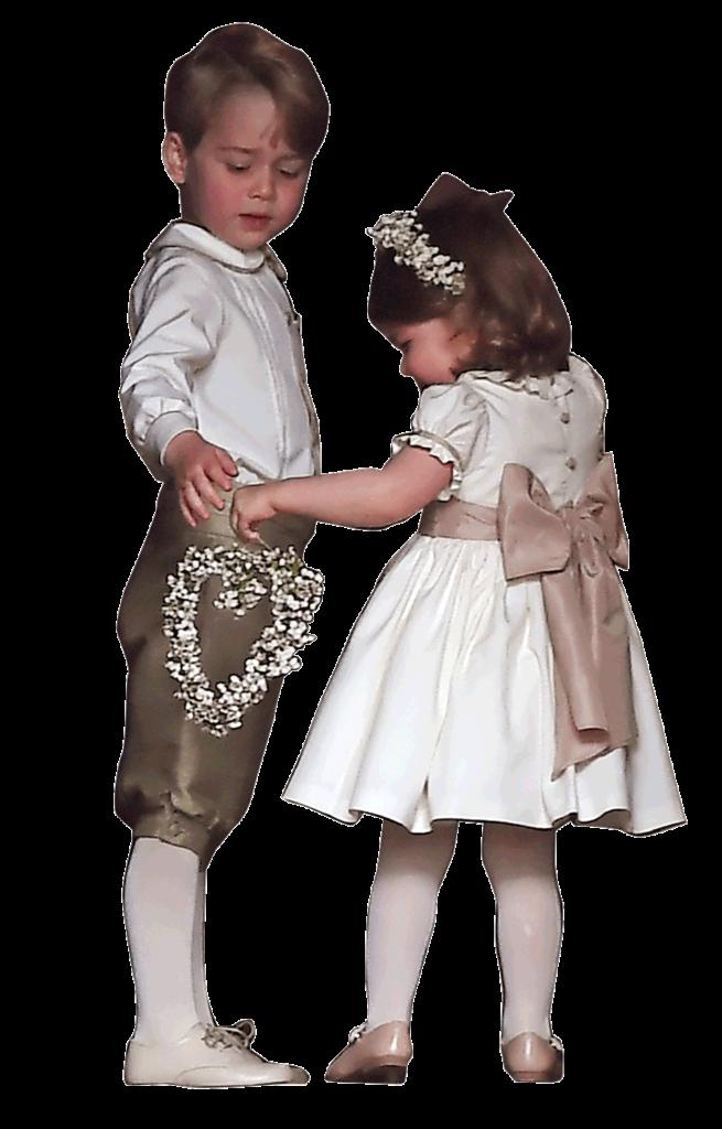 Принц Джордж и принцесса Шарлотта The New York Times