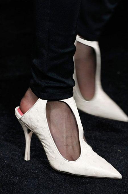 Туфли с острым носком Max Mara 2018