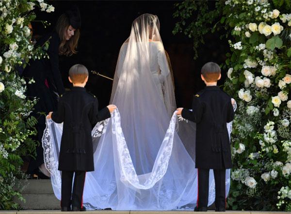 Пажи невесты - Getty Images