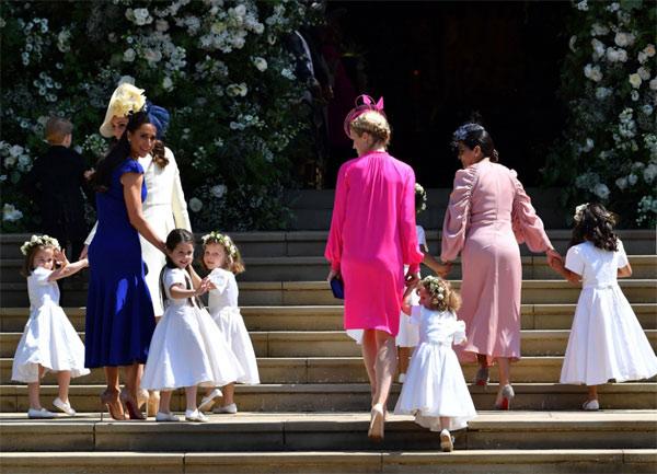 Подружки невесты - Getty Images
