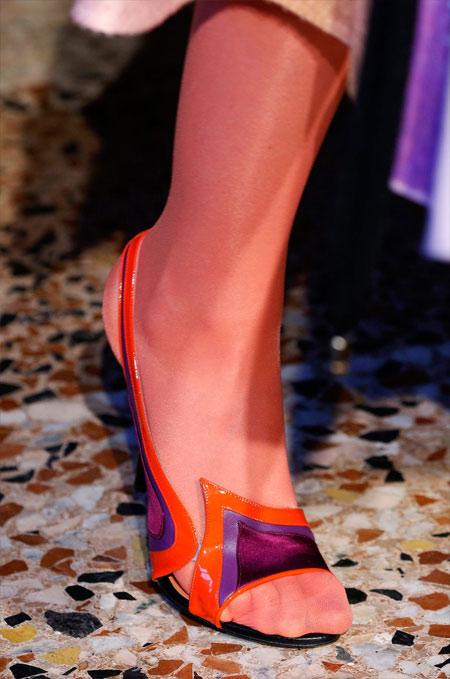 Вечерние туфли для осени 2019 от Emilio Pucci