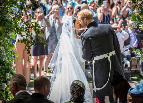 Меган Маркл и Принц Гарри - Getty Images