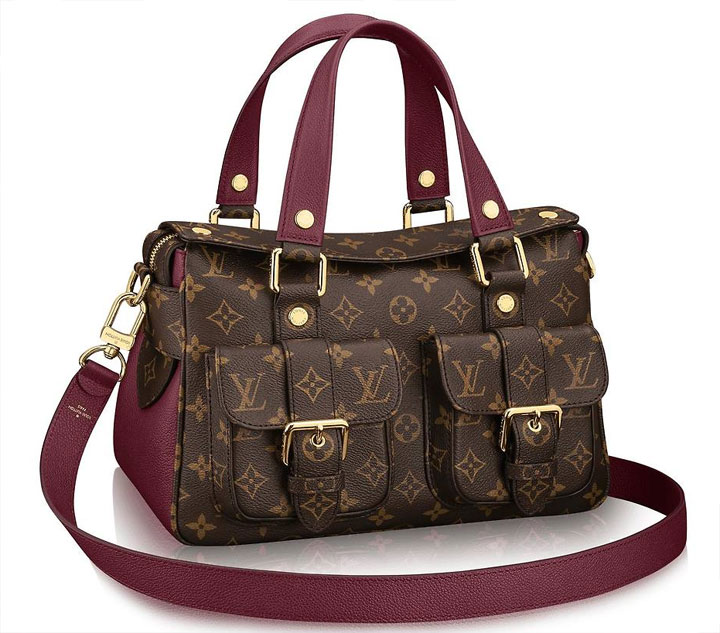 Сумка Louis Vuitton Manhattan
