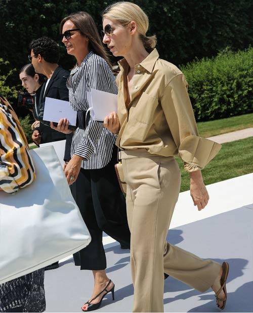 Городская модница Сьюзан Коллер