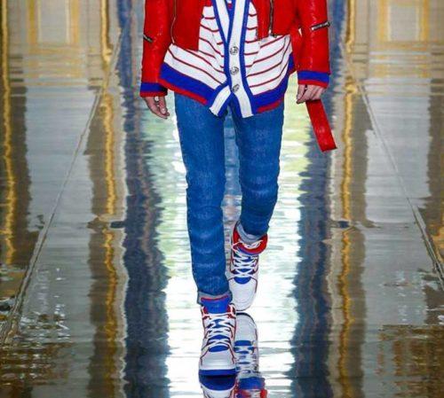 Модные кросовки 2019