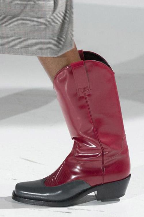 Сапоги Calvin Klein