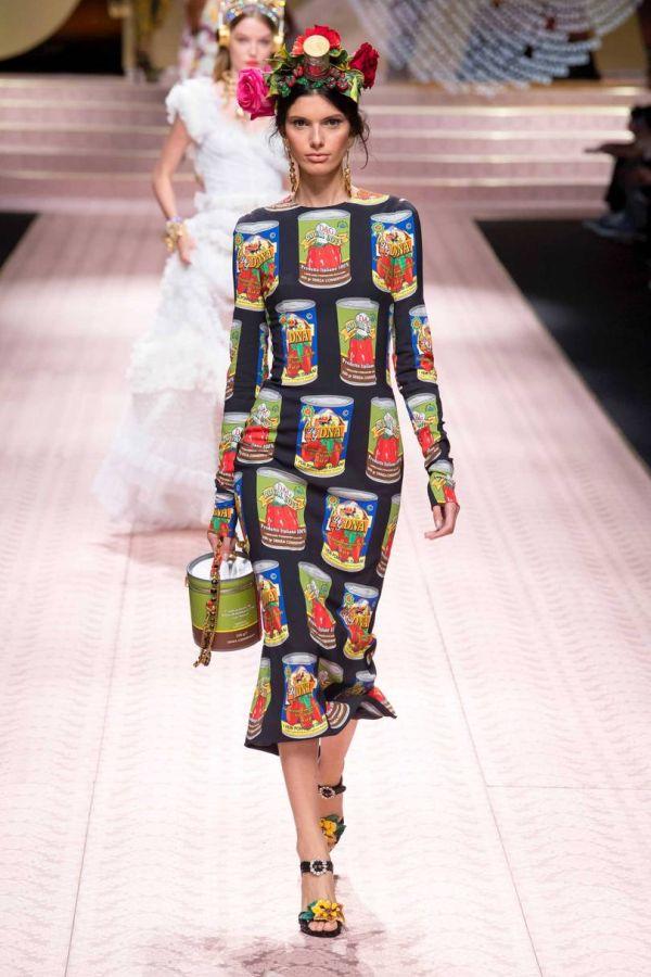 Коллекция весна-лето 2019 Dolce & Gabbana