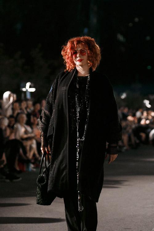 Ирина Билык - одна из моделей