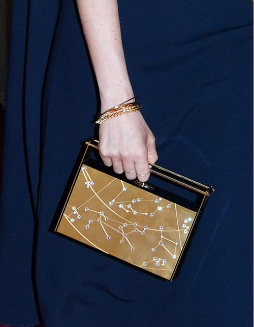 Золотые браслеты Меган Маркл