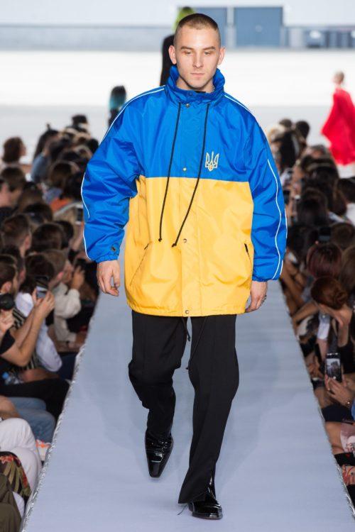 Образ в стиле 90-х