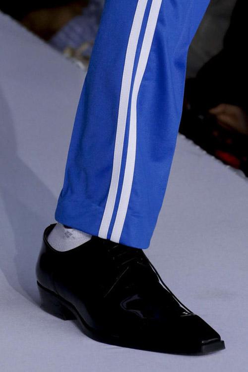 Лаковые туфли черные
