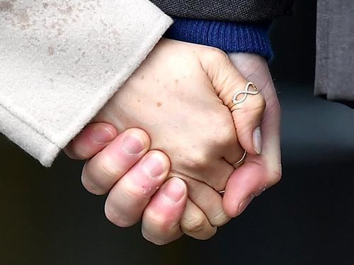 Золотое кольцо Меган Маркл