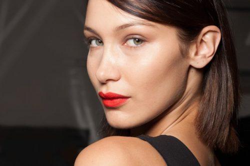 Белла Хадид макияж