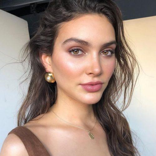 Естественный макияж 2019
