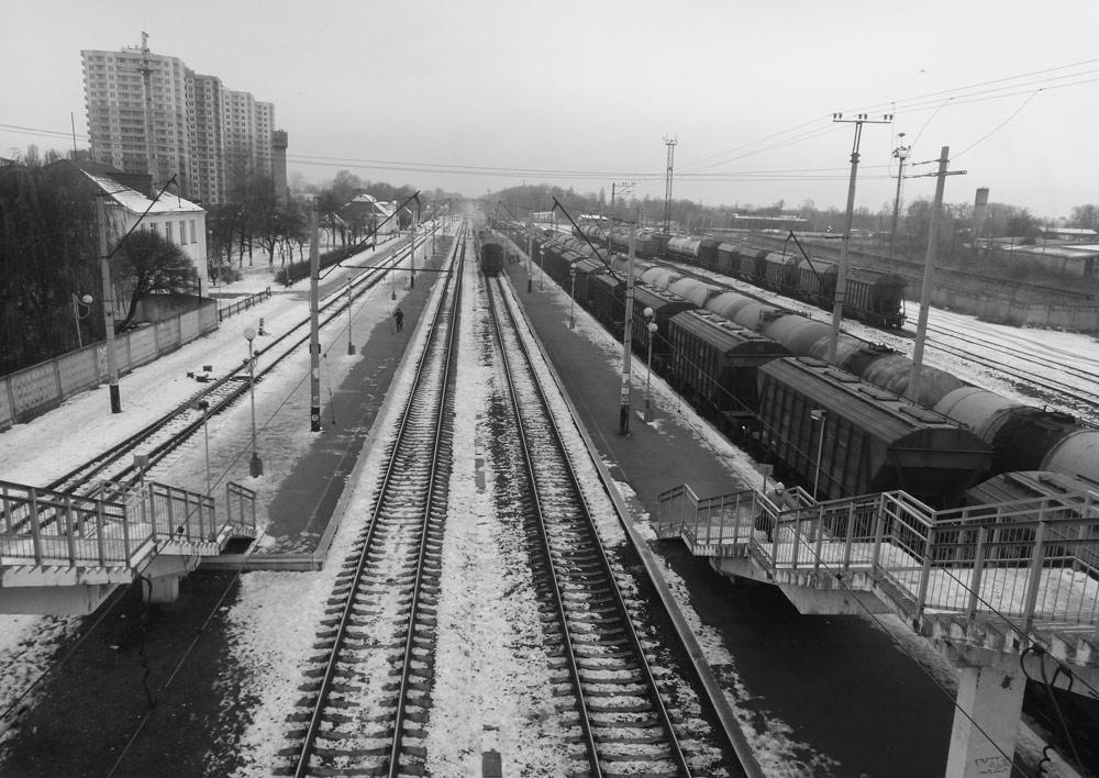 Станция Борисполь