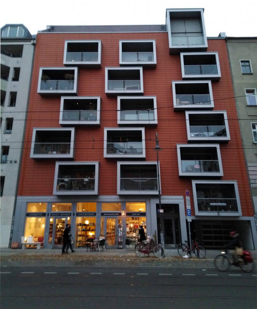 Архитектура Берлина. Фрагмент