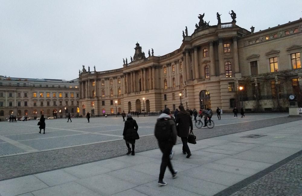 Музейный остров в Берлине