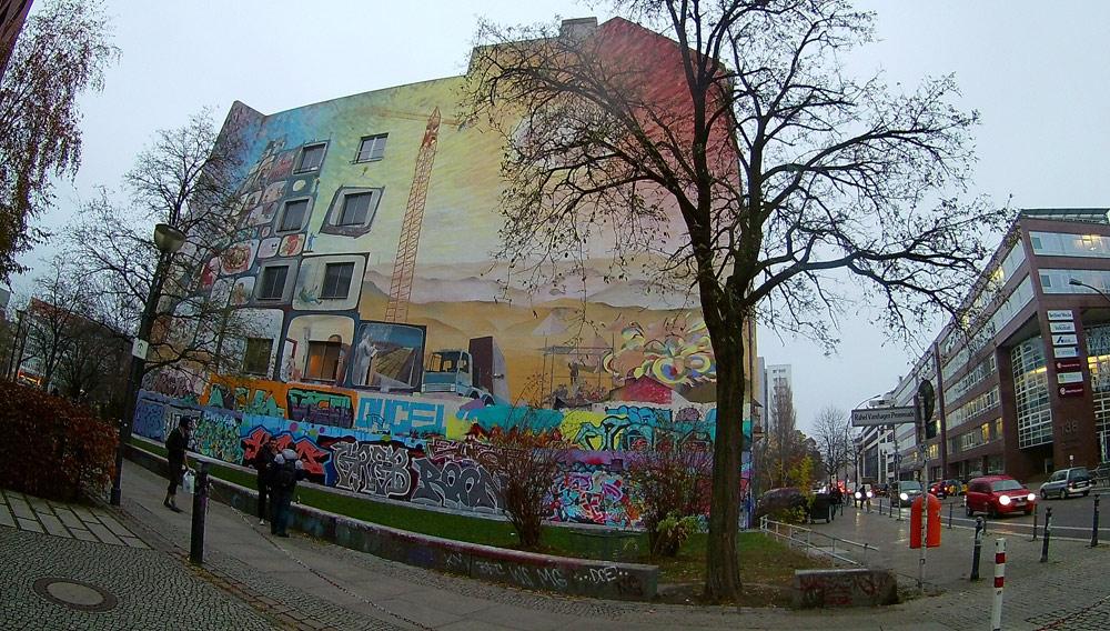 Малоизвестные достопримечательности Берлина