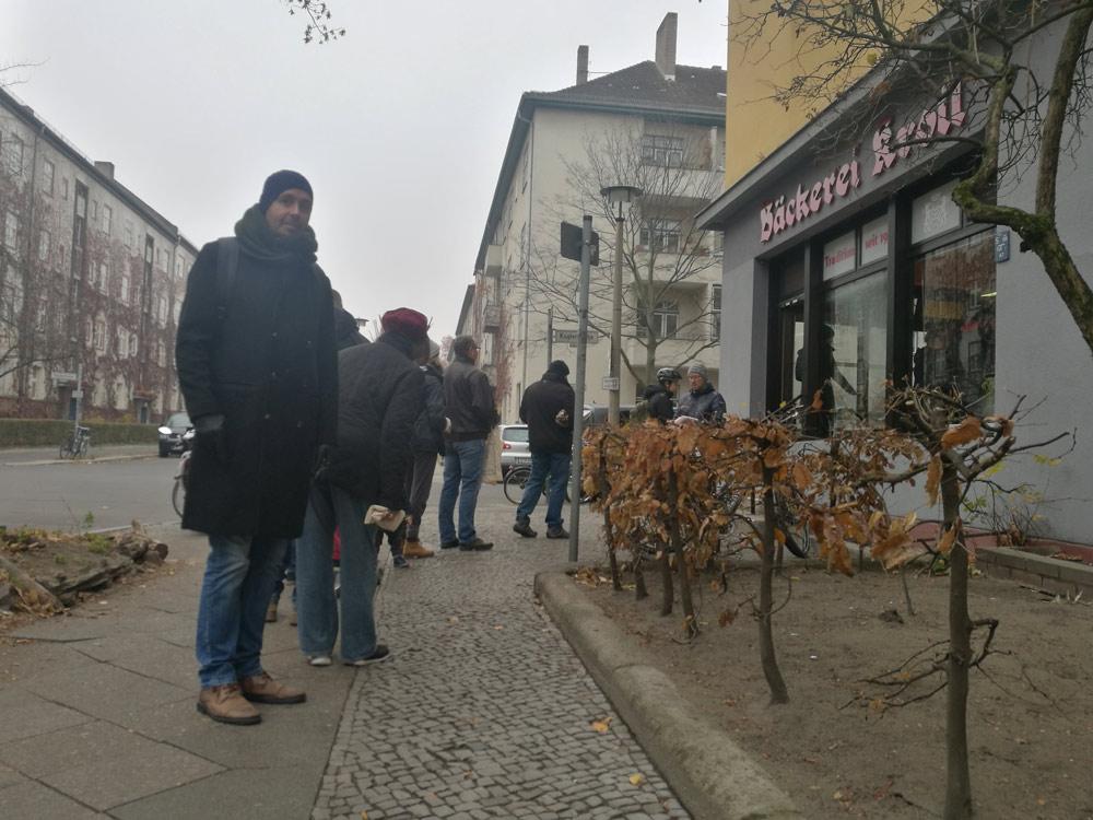 Суббота в Берлине