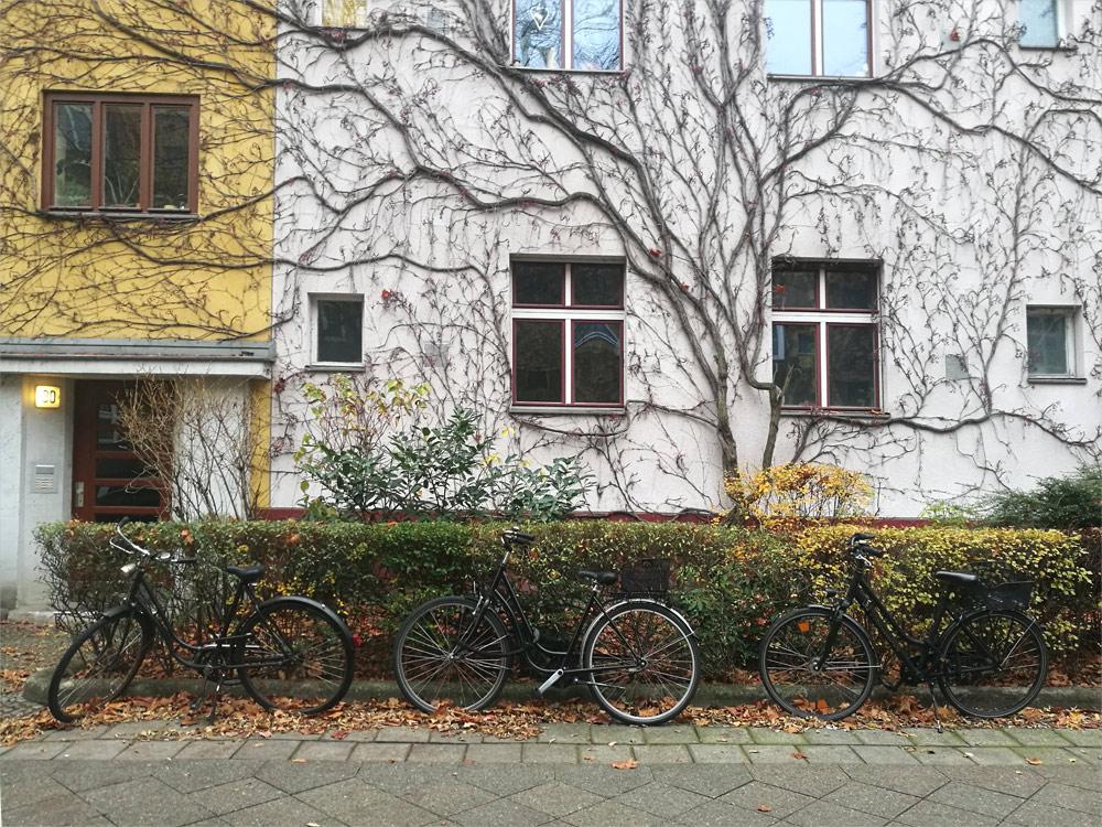 Жилой дом в Берлине