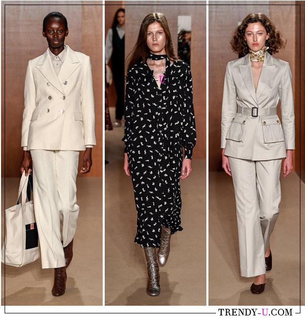 Одежда в деловом стиле из весенне-летней коллекции ALEXACHUNG