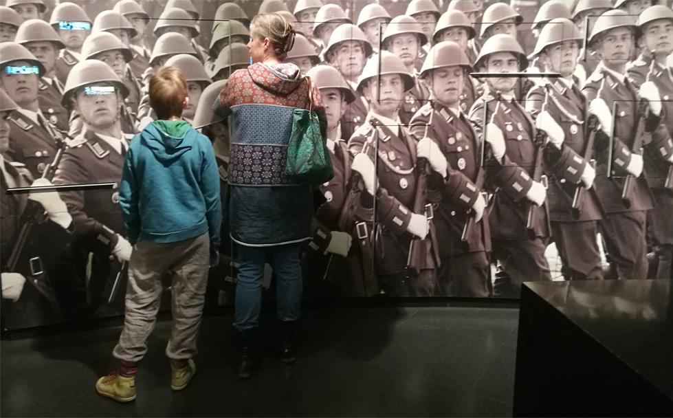 В Музее ГДР