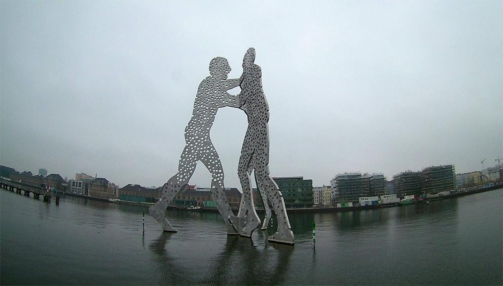 Малоизвестные достопримечательности Берлина: Молекулярные люди