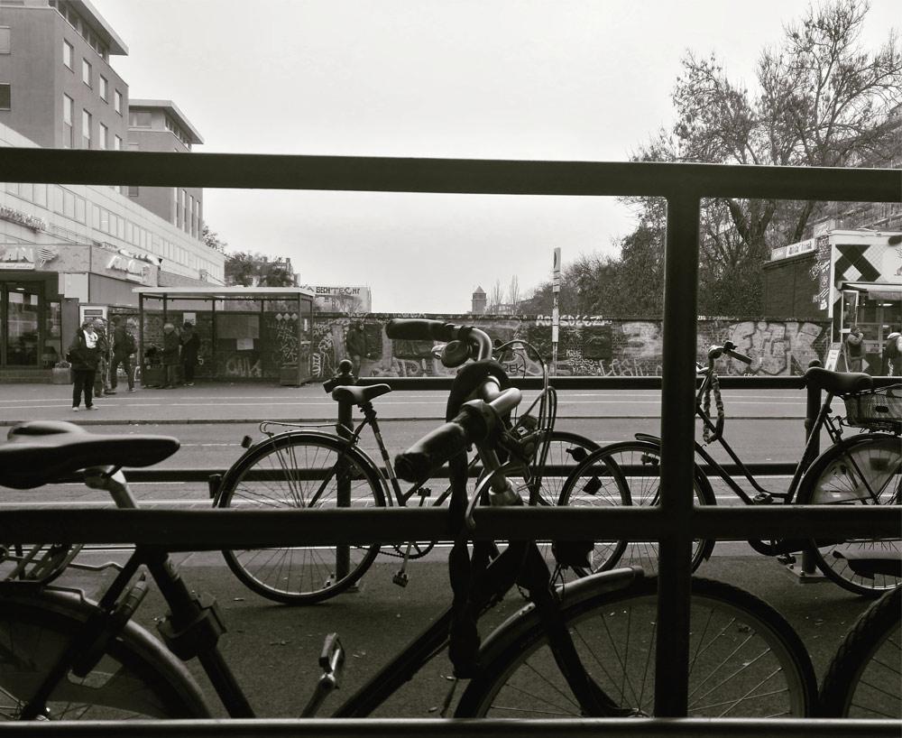 Берлин, велосипеды
