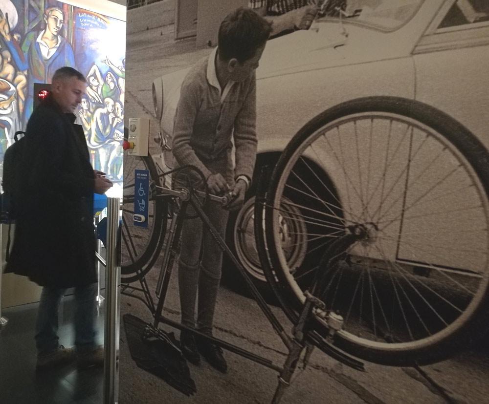 В Музее ГДР в Берлине
