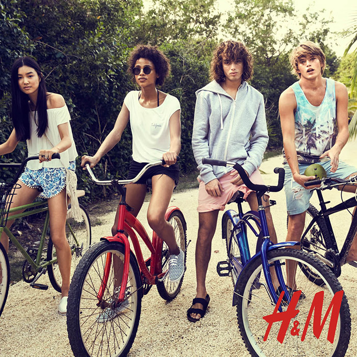 Одежда от H&M весна-лето 2019