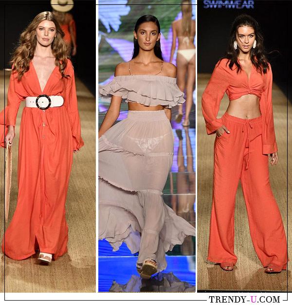 Одежда для пляжа Monday Swimwear и Sinesia Karol 2019