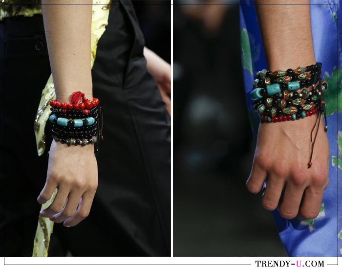 Самодельные браслеты-фенечки Ptabal Gurung