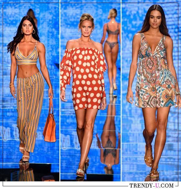 Модная одежда для пляжа Luli Fama 2019