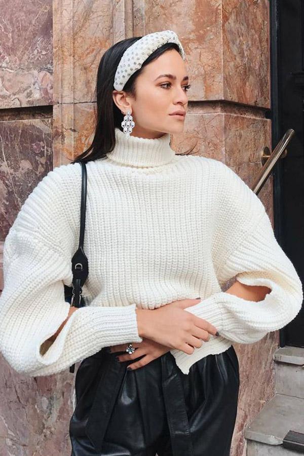 Обруч можно уже покупать как однозначно удачную инвестицию в модный образ 2019