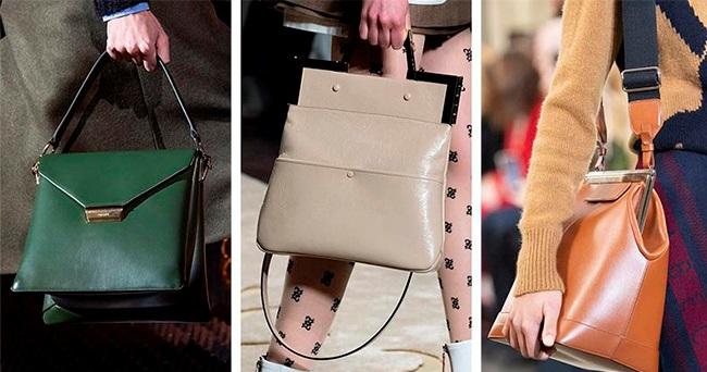 Минималистичные сумки: ничего лишнего
