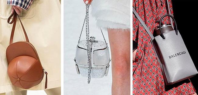Оригинальные осенние и зимние сумки: чтобы разбавить серое настроение