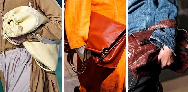 Практичные сумки хобо
