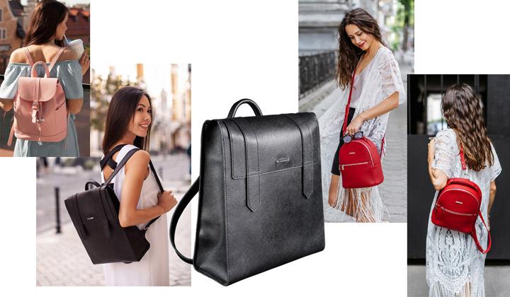 Модные рюкзаки осень-зима 2019-2020