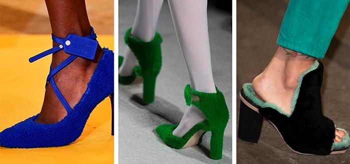 Модная осенняя обувь 2019