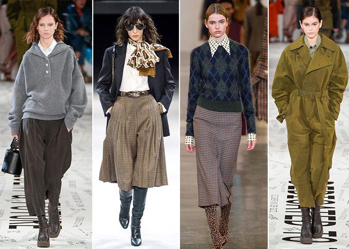 Удобная одежда для осени и зимы