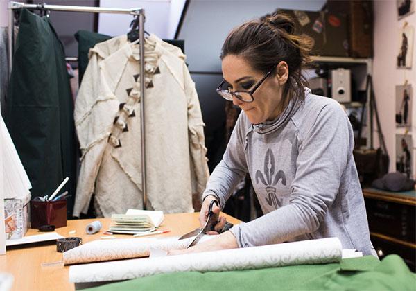 Модельер одежды. 10 самых востребованных профессий в фэшн-бизнесе